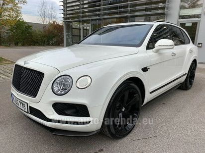 Купить Bentley Bentayga W12 4WD 2019 во Франции, фотография 1