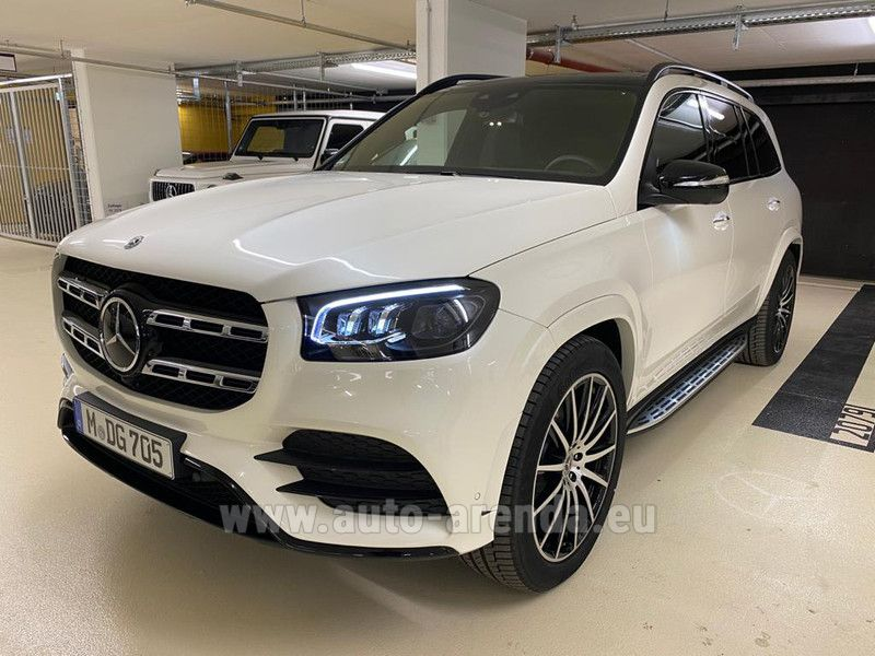 Buy Mercedes-Benz GLS 580 4MATIC in France