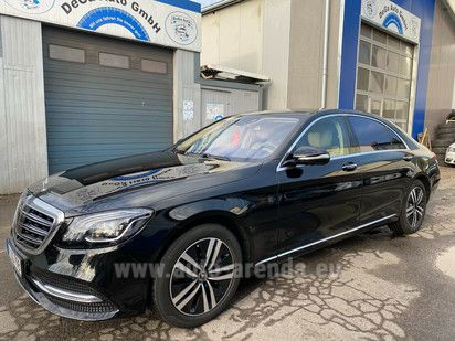 Buy Mercedes-Benz S 400 d Long 4Matic 2018 in France, picture 1