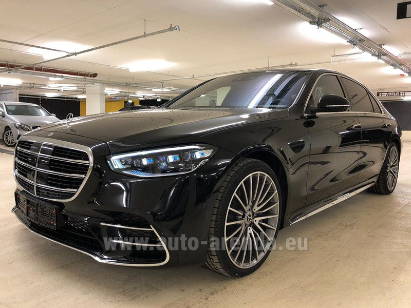 Buy Mercedes-Benz S 500 Long 4Matic AMG-LINE Black in France