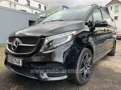 Buy Mercedes-Benz V 250 d Extra-long 2018 in France, picture 1
