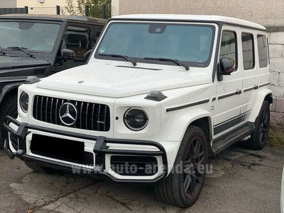 Buy Mercedes-AMG G 63 Edition 1 2019 in France, picture 1