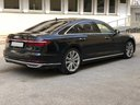 Rent-a-car Audi A8 Long 50 TDI Quattro with its delivery to Paris airport, photo 2