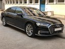Rent-a-car Audi A8 Long 50 TDI Quattro with its delivery to Paris airport, photo 1