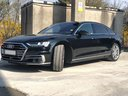 Rent-a-car Audi A8 Long 50 TDI Quattro with its delivery to Paris airport, photo 5