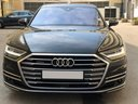 Rent-a-car Audi A8 Long 50 TDI Quattro with its delivery to Paris airport, photo 4