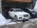 Rent-a-car Bentley Bentayga 6.0 litre twin turbo TSI W12 with its delivery to Paris airport, photo 14