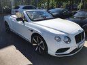 Rent-a-car Bentley Continental GTC V8 S in French Riviera, photo 2