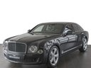 Аренда в Ницце аэропорт автомобиля Bentley Mulsanne Speed V12