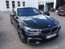 Rent-a-car BMW 750i XDrive M equipment in Menton, photo 5