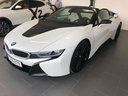 Аренда в Ницце аэропорт автомобиля BMW i8 Roadster Cabrio First Edition 1 of 200 eDrive