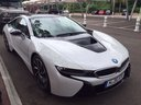 Аренда в Ницце аэропорт автомобиля BMW i8 Coupe Pure Impulse