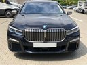 Rent-a-car BMW M760Li xDrive V12 in Biarritz, photo 5