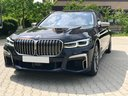 Rent-a-car BMW M760Li xDrive V12 in Biarritz, photo 4