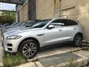 Rent-a-car Jaguar F-Pace in Lyon, photo 2