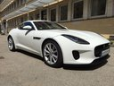 Аренда в Ницце аэропорт автомобиля Jaguar F-Type 3.0 Coupe