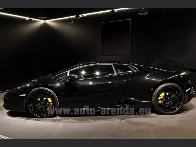 Rental Lamborghini Huracan LP580-2 Lifting System Giano 20 in Andorra