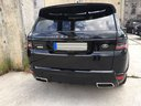 Rent-a-car Land Rover Range Rover SPORT in French Riviera, photo 4