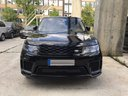 Rent-a-car Land Rover Range Rover SPORT in French Riviera, photo 3