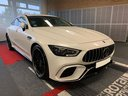 Rent-a-car Mercedes-Benz AMG GT 63 S 4-Door Coupe 4Matic+ in Menton, photo 2