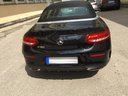 Rent-a-car Mercedes-Benz C 180 Cabrio AMG Equipment Black in France, photo 7