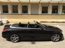 Rent-a-car Mercedes-Benz C 180 Cabrio AMG Equipment Black in France, photo 2