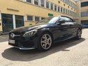 Rent-a-car Mercedes-Benz C 180 Cabrio AMG Equipment Black in France, photo 5