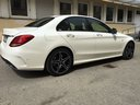 Rent-a-car Mercedes-Benz C-Class C43 AMG Biturbo 4MATIC White in Saint-Tropez, photo 4