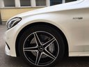 Rent-a-car Mercedes-Benz C-Class C43 AMG Biturbo 4MATIC White in Saint-Tropez, photo 11