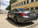 Rent-a-car Mercedes-Benz C-Class C43 AMG BITURBO 4Matic in France, photo 2