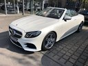 Rent-a-car Mercedes-Benz E-Class E 300 AMG Cabriolet in Biarritz, photo 1