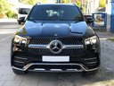 Rent-a-car Mercedes-Benz GLE 400 4Matic AMG equipment with its delivery to Montpellier airport, photo 3