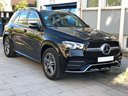 Rent-a-car Mercedes-Benz GLE 400 4Matic AMG equipment with its delivery to Montpellier airport, photo 1