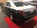 Rent-a-car Maybach S 560 4MATIC AMG equipment Metallic and Black in Grenoble, photo 5