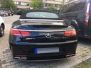 Rent-a-car Mercedes-Benz S 63 AMG Cabriolet V8 BITURBO 4MATIC+ in Moutiers, photo 6