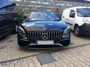 Rent-a-car Mercedes-Benz S 63 AMG Cabriolet V8 BITURBO 4MATIC+ in Moutiers, photo 8