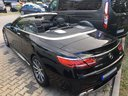 Rent-a-car Mercedes-Benz S 63 AMG Cabriolet V8 BITURBO 4MATIC+ in Biarritz, photo 2