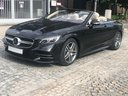 Rent-a-car Mercedes-Benz S-Class S 560 Cabriolet 4Matic AMG equipment in Saint-Tropez, photo 1