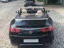 Rent-a-car Mercedes-Benz S-Class S 560 Cabriolet 4Matic AMG equipment in Saint-Tropez, photo 3