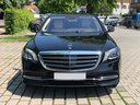 Rent-a-car Mercedes-Benz S-Class S400 Long 4Matic Diesel AMG equipment in Saint-Tropez, photo 4