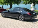 Rent-a-car Mercedes-Benz S-Class S400 Long 4Matic Diesel AMG equipment in Saint-Tropez, photo 2