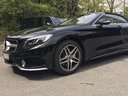 Rent-a-car Mercedes-Benz S-Class S500 Cabriolet in Moutiers, photo 1