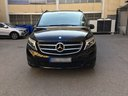 Rent-a-car Mercedes-Benz V-Class V 250 Diesel Long (8 seats) in Champagne, photo 9