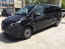Аренда в Ницце аэропорт автомобиля Mercedes-Benz VITO Tourer 116 CDI (9 seats) AMG equipment