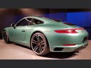 Rent-a-car Porsche 911 991 4S Racinggreen Individual Sport Chrono in Antibes, photo 3
