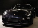 Аренда в Ницце аэропорт автомобиля Porsche 911 991 Turbo S Ceramic LED Sport Chrono Package