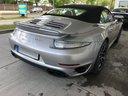 Rent-a-car Porsche 911 991 Turbo S with its delivery to Montpellier airport, photo 2