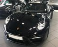 Rent-a-car Porsche 911 Carrera 4S Cabriolet (black) with its delivery to Courchevel 1300, photo 5