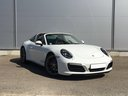 Rent-a-car Porsche 911 Targa 4S White in Moutiers, photo 1