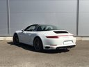 Rent-a-car Porsche 911 Targa 4S White in Moutiers, photo 2